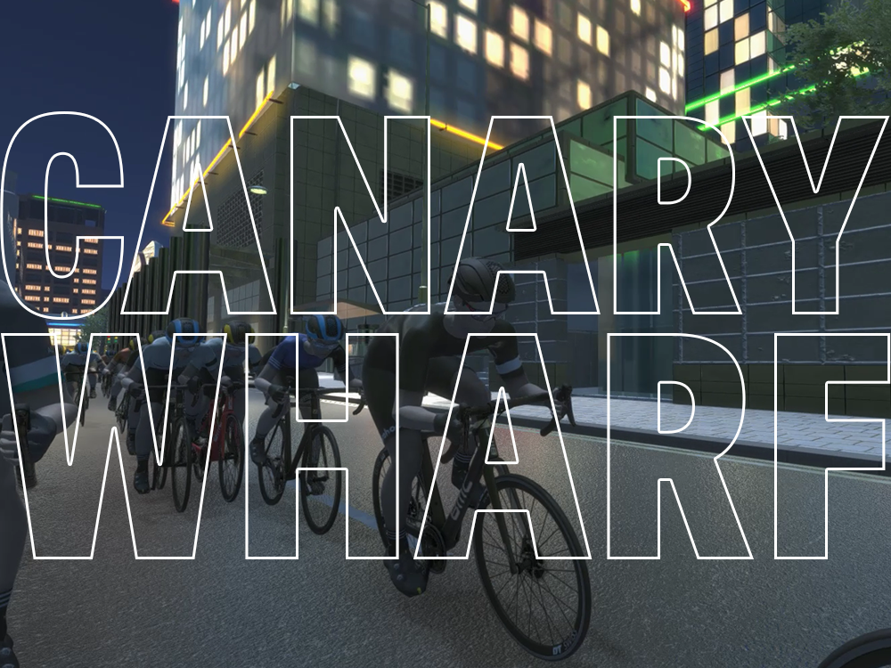 Canary Wharf Cycling Course