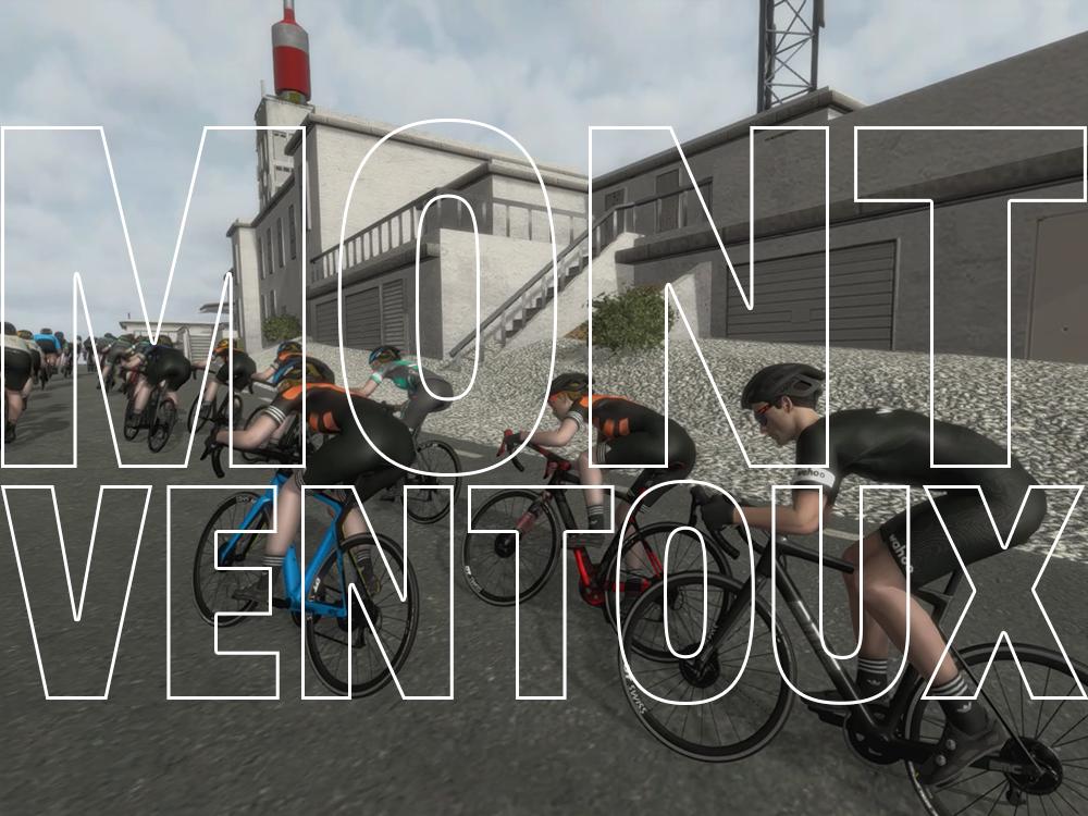 Cycling Mont Ventoux