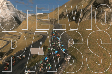 Stelvio Pass Virtual Cycling Route