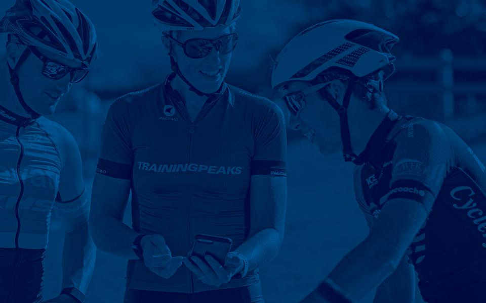 Connecting TrainingPeaks