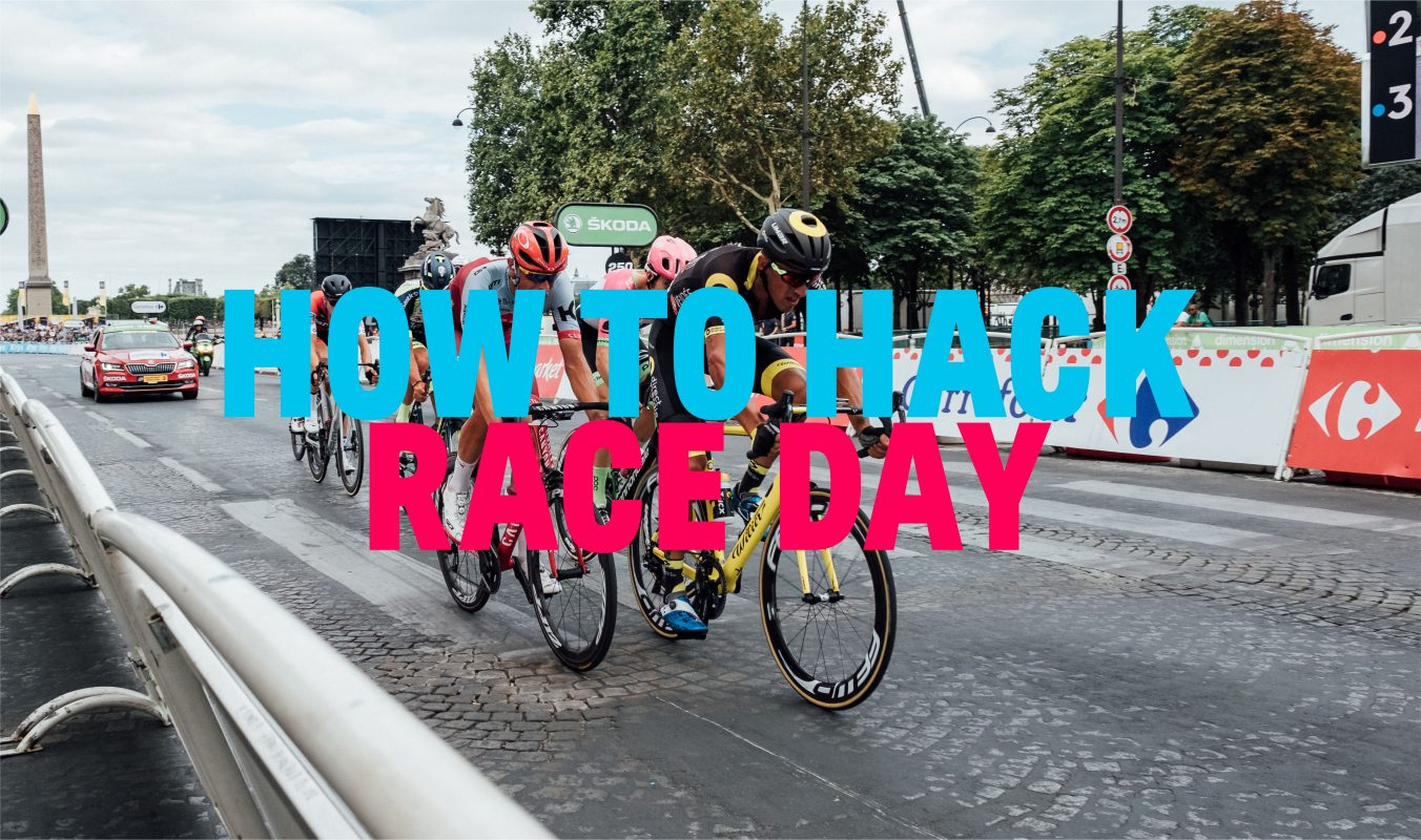 How to Hack Race Day