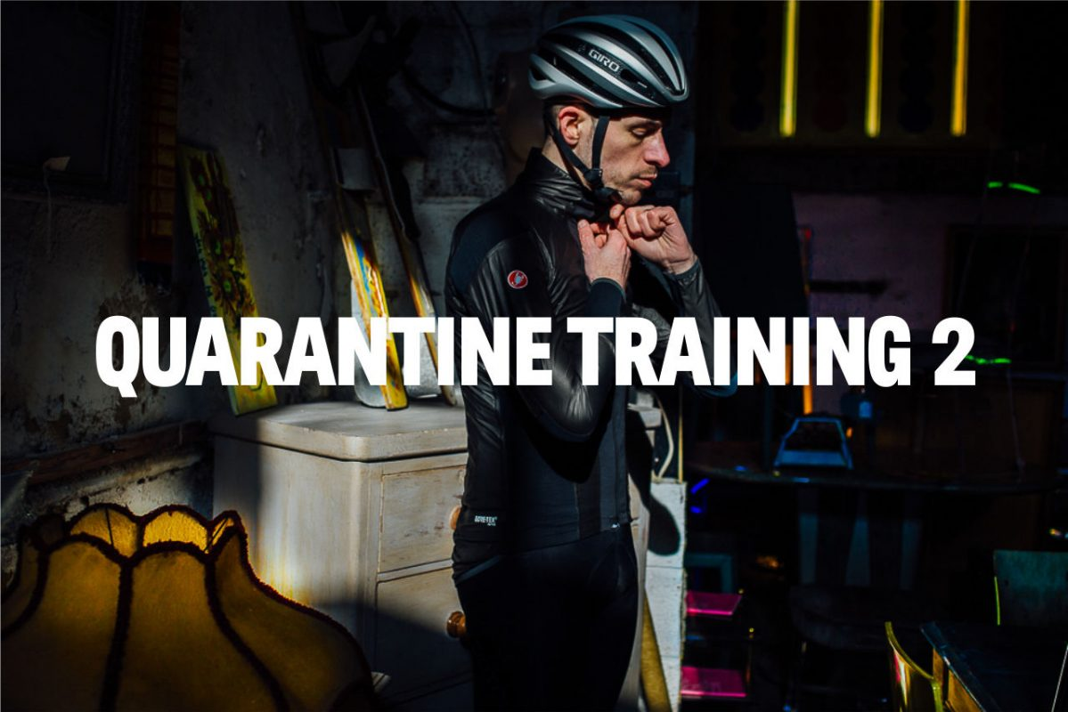 Quarantine Training 2