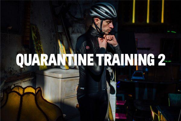 Quarantine Training 2