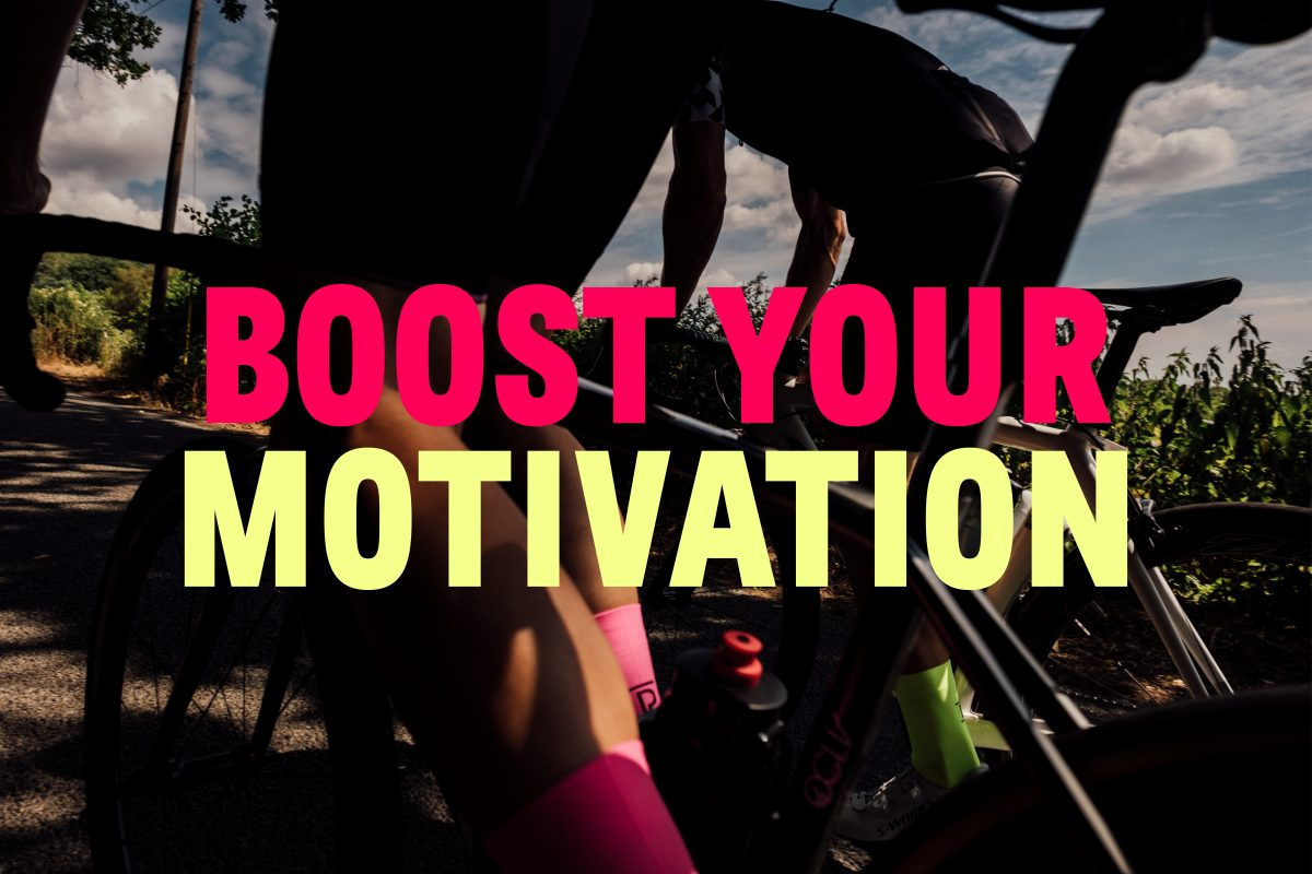 boost motivation