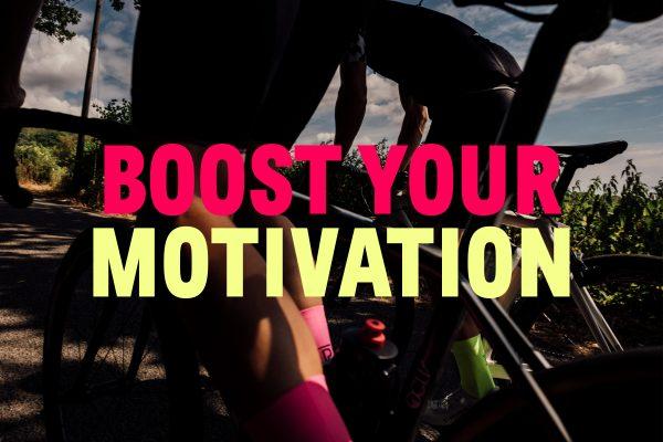 boost motivation