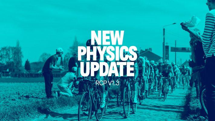 RGT Cycling Physics