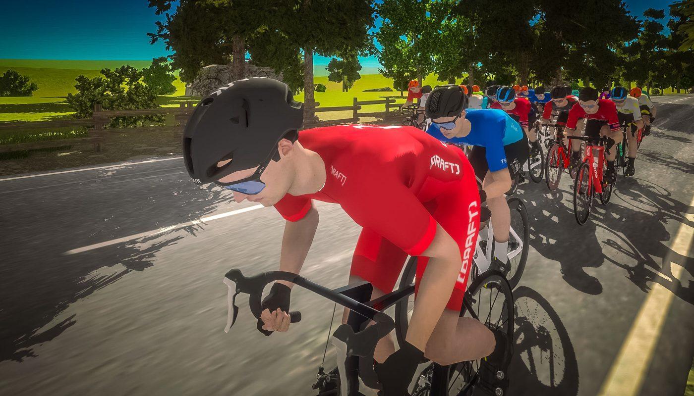 Bruce Bird on RGT Cycling