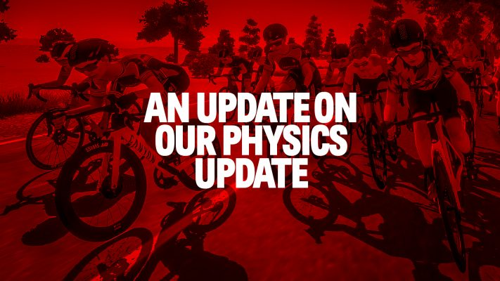 An update on our physics update